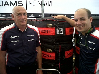 Williams Racing Team: Felix Fikke